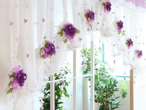 Hermosas cortinas para la cocina. comentarios: liveinternet ...