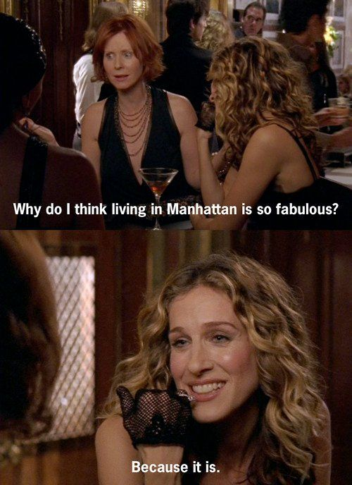 Sex And The City Quote About Coloring : Sex and the city #girlpower pinterest manhattan