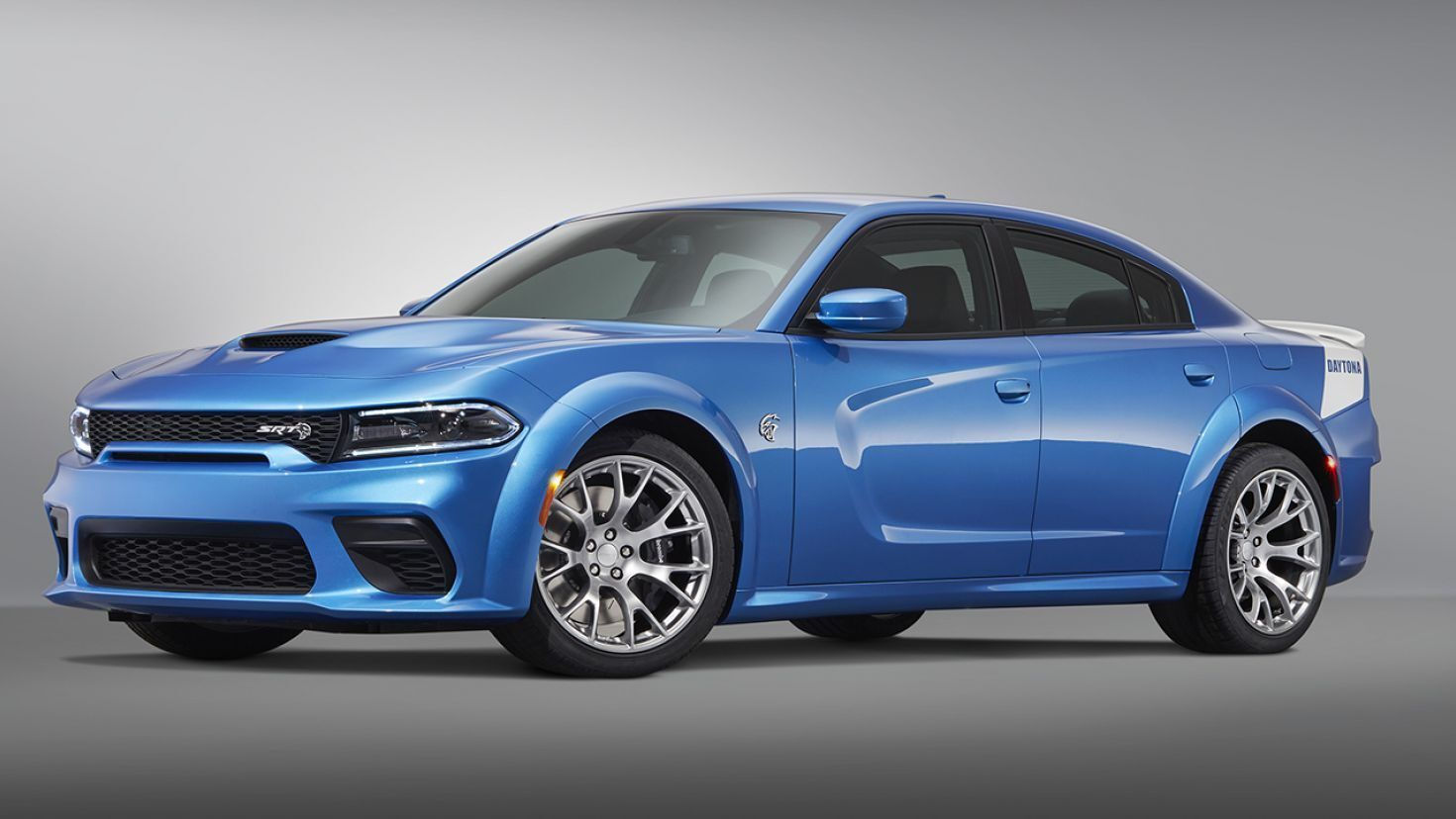 The 2020 Dodge Charger Srt Hellcat Widebody Daytona 50th