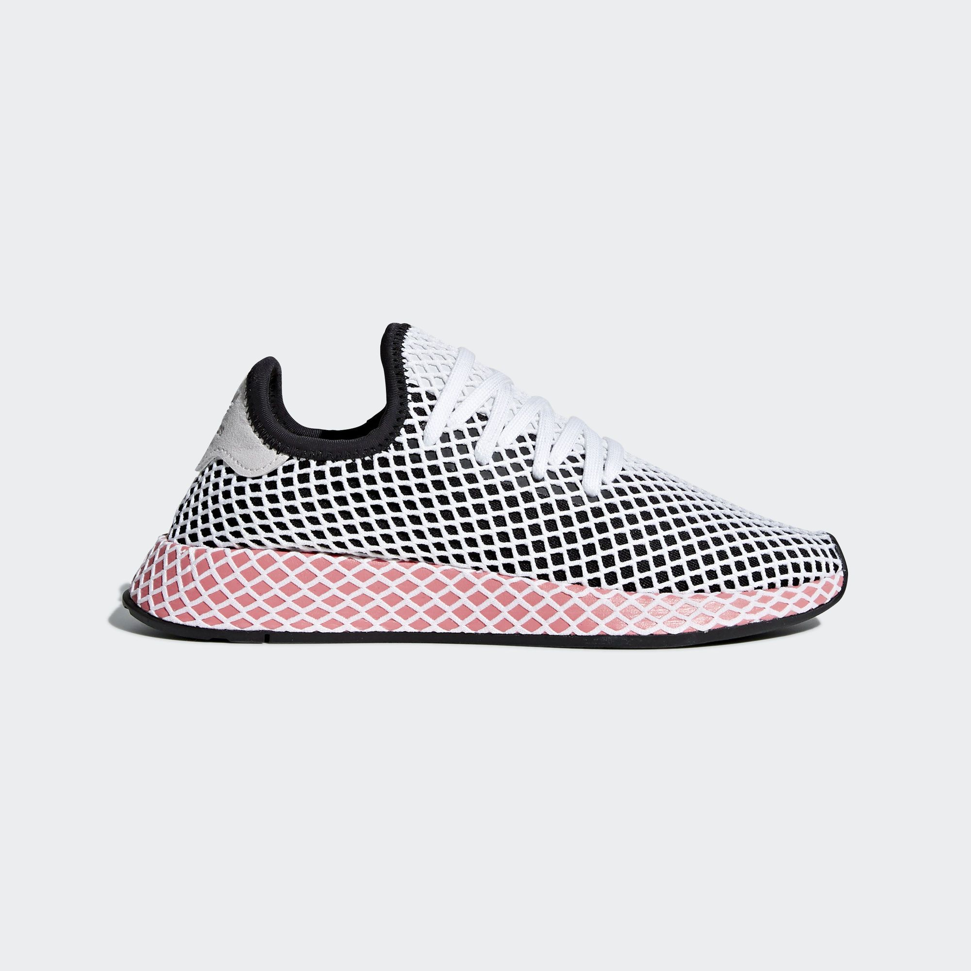 Shop the Deerupt Runner Shoes - Black at adidas.com/us! See ...
