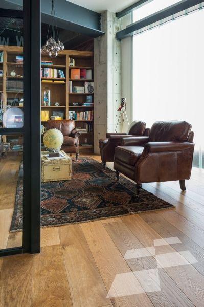 Smartfloor Antique Oak Wooden Floors Laminate Flooring