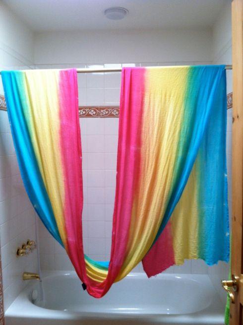 Dyed Cotton Gauze Wrap Babywearing Pinterest Wraps Baby Wraps