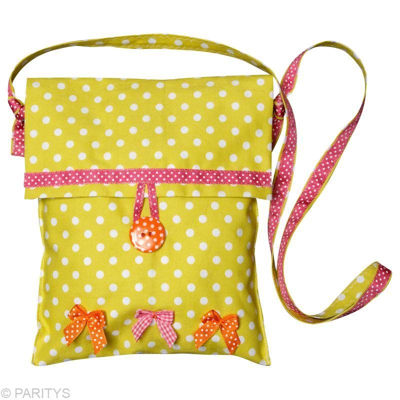 Bien connu Fabriquer un sac bandoulière - Idées conseils et tuto Couture  GD02