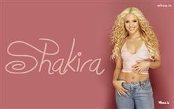 Shakira Hot Imageshd Wallpapers Of Shakirashakira Images And Hot Sceneshakira Sexy And Hot Imagesimages Of Shakira In Pink Top Hd