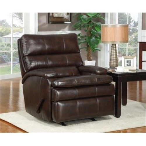 abbyson living belmont leather sofa cheap bed in uk at home designs rocker recliner 42 x 38 top grain