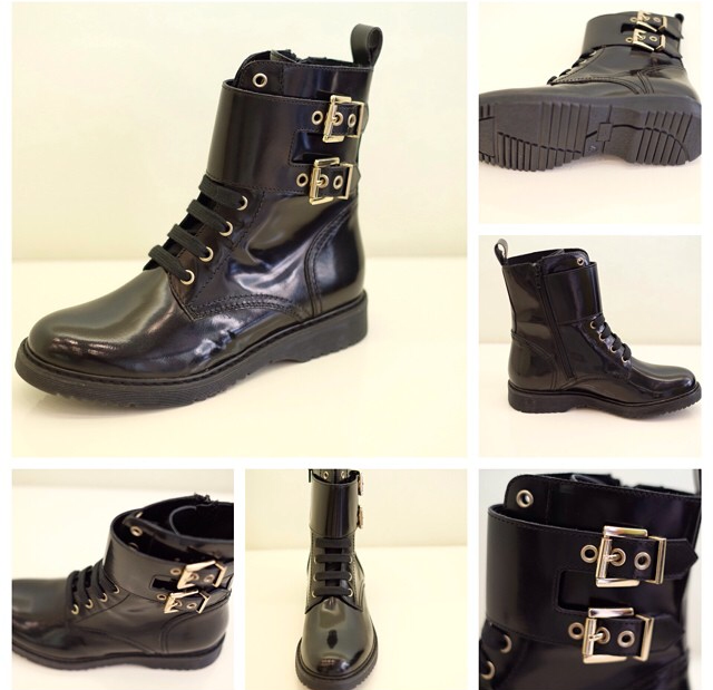 Brussels boots by Tosca Blu Shoes  4c7e8e5dcbc