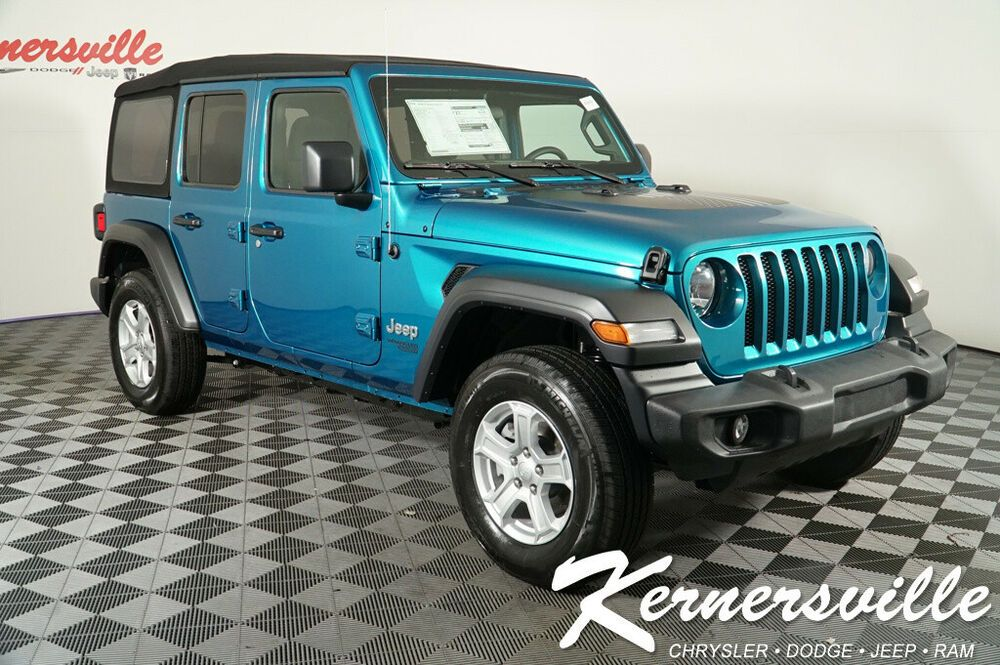 2020 Jeep Wrangler Sport New 2020 Jeep Wrangler Unlimited Sport