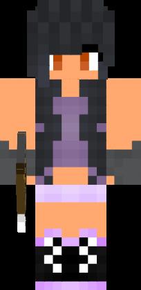 Nova Skin - Minecraft Skin Editor | Little Girl Hairstyles