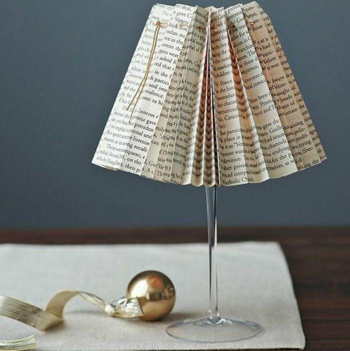 1001 Ideen Zum Lampen Selber Machen 30 Interessante Und Kreative Beispiele Mit Bildern Lampen Selber Machen Lampen Basteln Lampenschirm Selber Machen