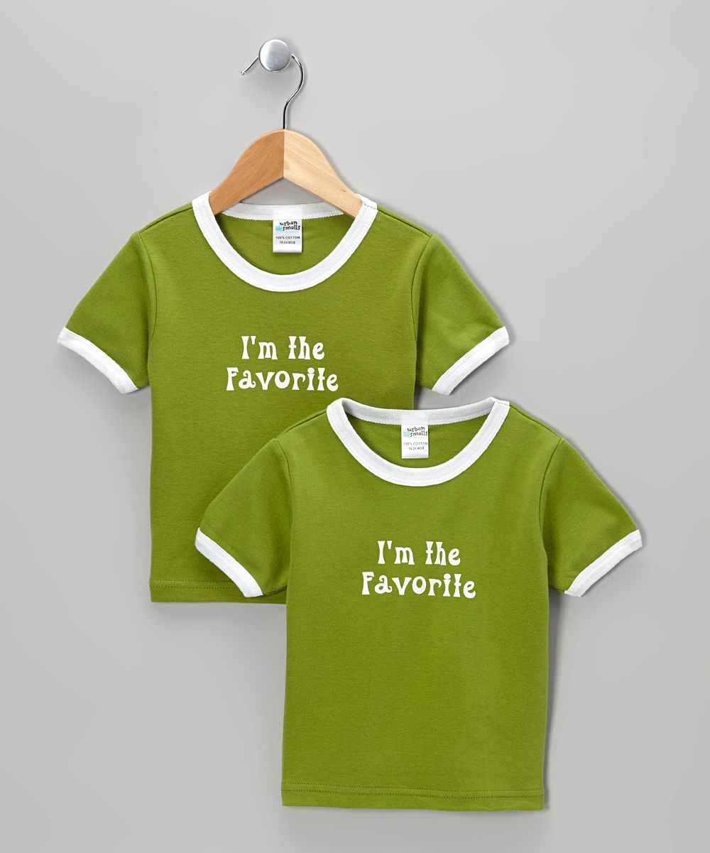 'I'm The Favorite'