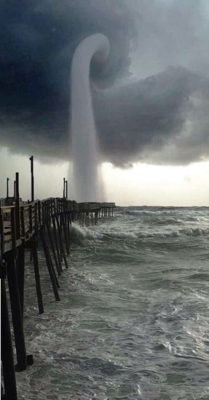 waterspout water tornado amazing nature nature tornados