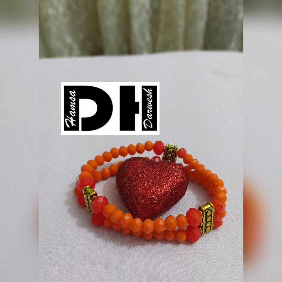 Pin by Hamsa Darwesh Accessories on bracelets in 2020