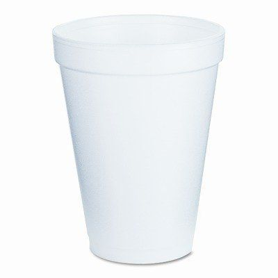 Drink Foam Cups 12 Oz White 40 Bags Of 25 Carton By Dart 38 20 Insulated Foam Keeps Beverages At Proper Serving Temperatu Foam Cups Drinking Cup Cold Meals