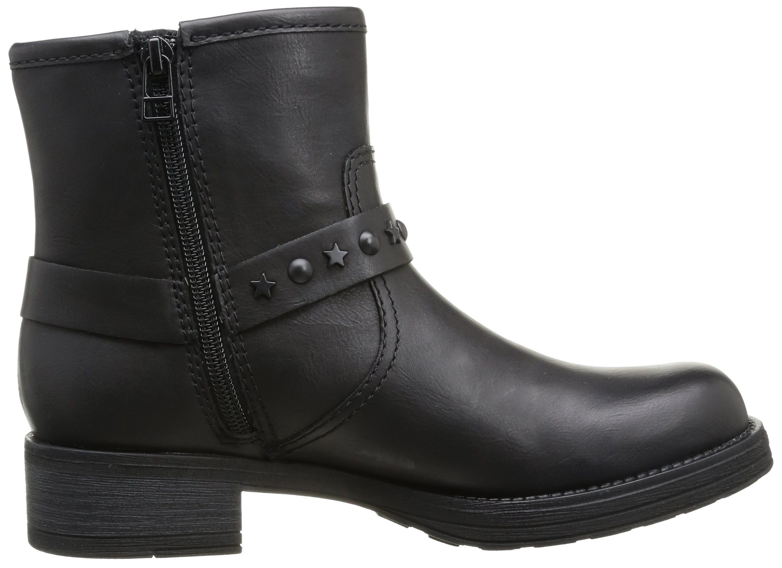 Esprit Estaher Strap Damen Biker Boots Amazon De Schuhe