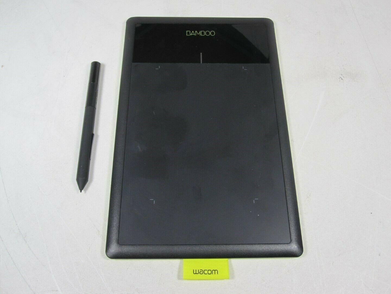 Wacom Bamboo Pen Ctl 470 Graphics Drawing Tablet And Pen Bamboo