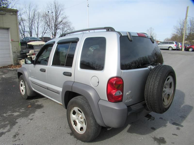 2003 Jeep Liberty Sport 4WD in 2020 Jeep liberty sport
