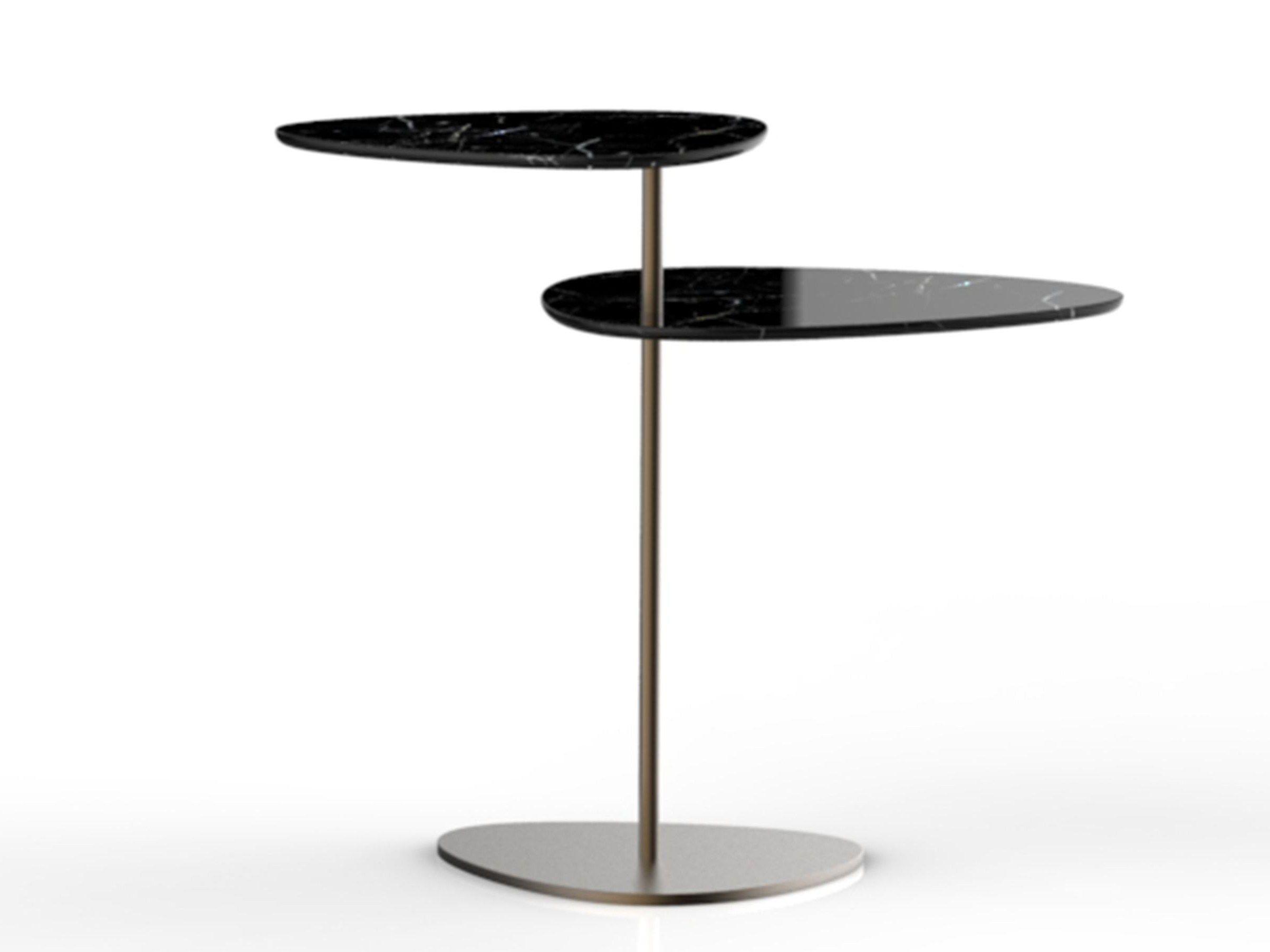 YORI Table basse en marbre by Désirée design Setsu & Shinobu Ito