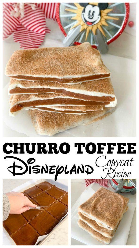 Photo of Churro Toffee Disneyland Nachahmer Rezept – Churro Toffee Disneyland Nachahmer …