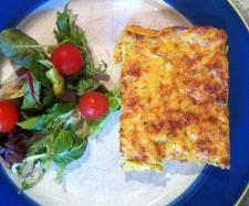 Recipe Quiche Slice by Linda Fox - Recipe of category Baking - savoury