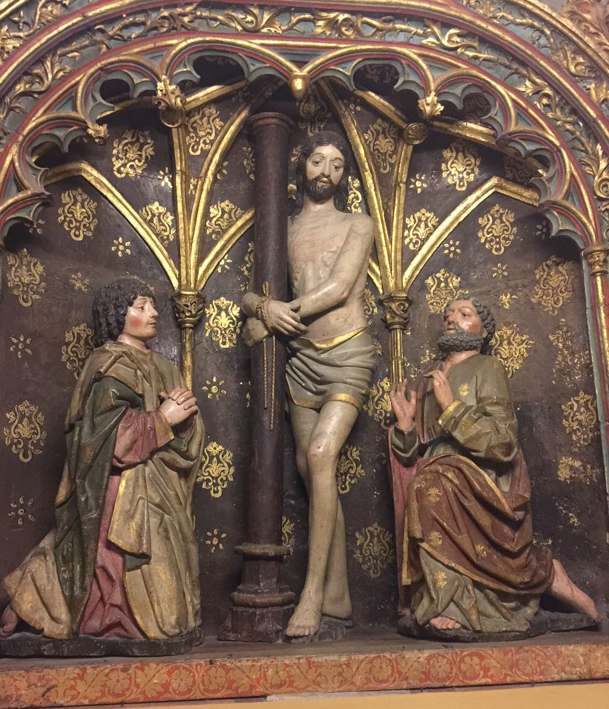 Toledo Cathedral (Spain, 12/16)