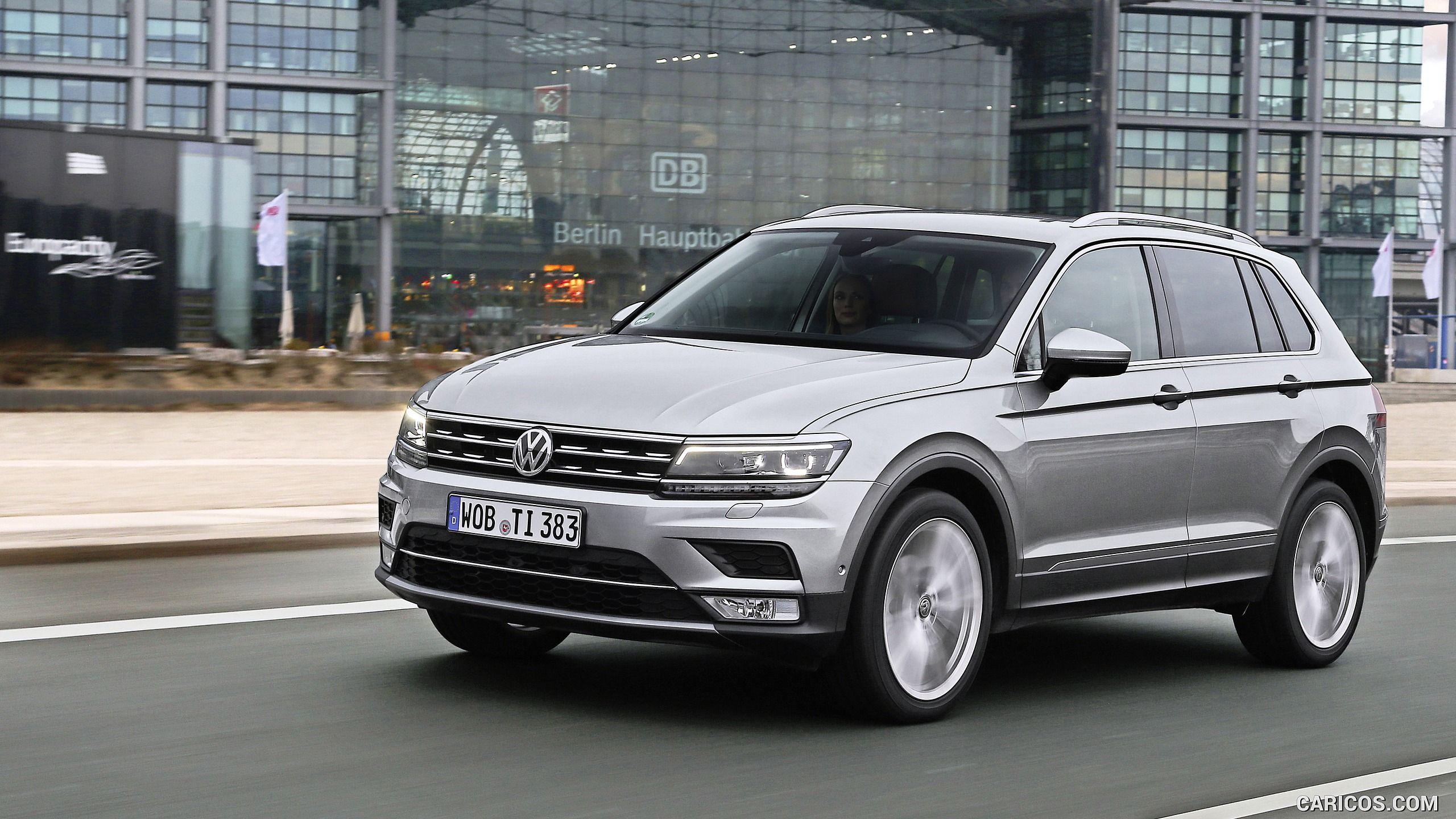 2017 Volkswagen Tiguan Volkswagen Suv Suv Car