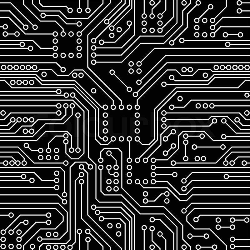 Circuit Board Background Stock Footage Video Shutterstock ...