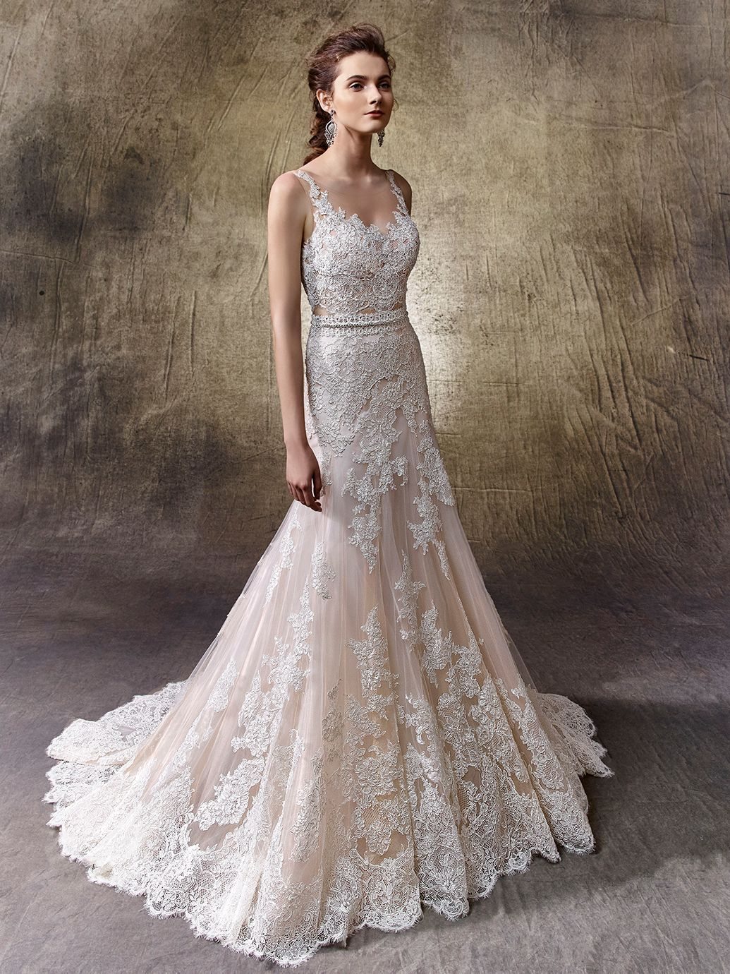 Enzoani wedding dresses 2018 plus