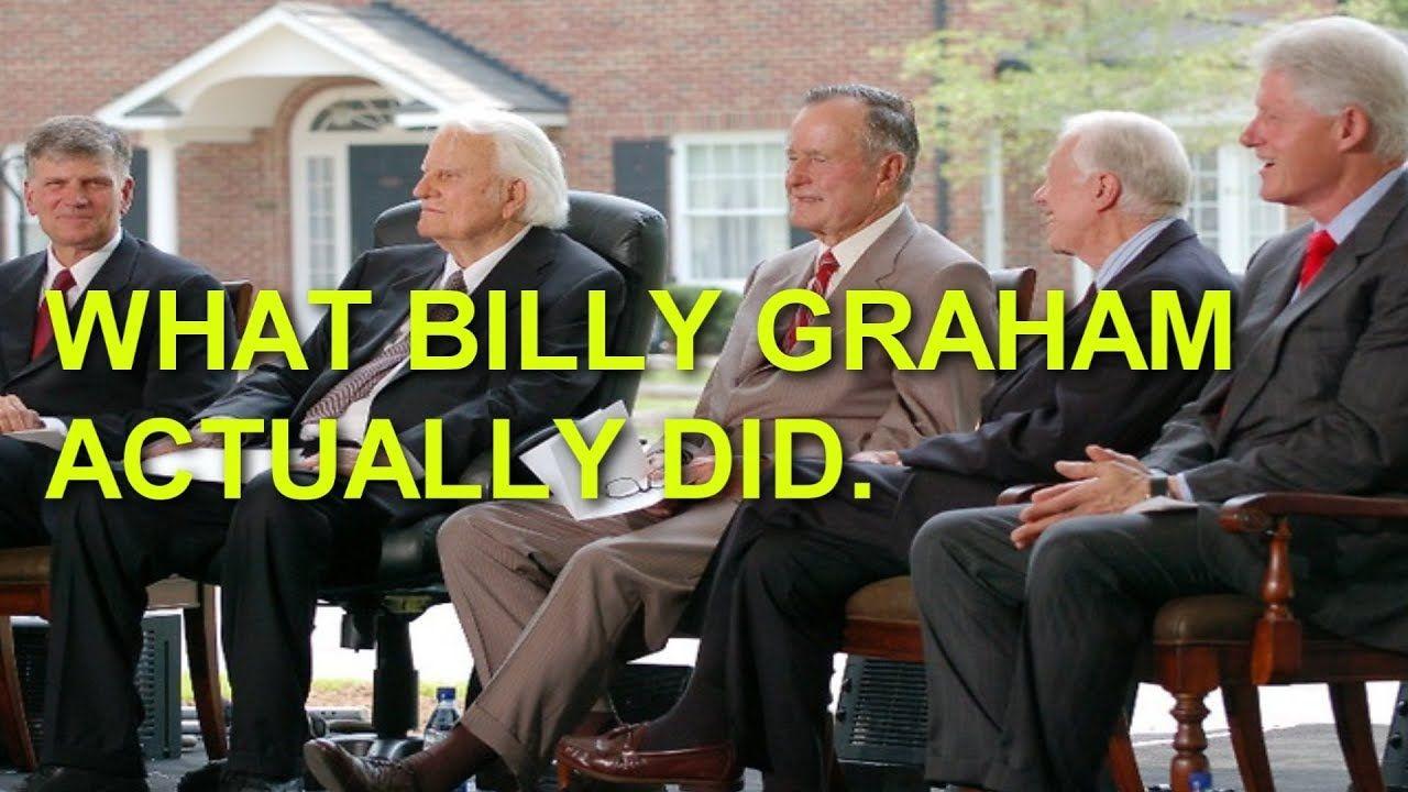 Chrislam billy graham