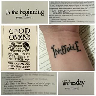 29 Breathtaking Tattoos Inspired By Books | Inked | Bookish tattoos