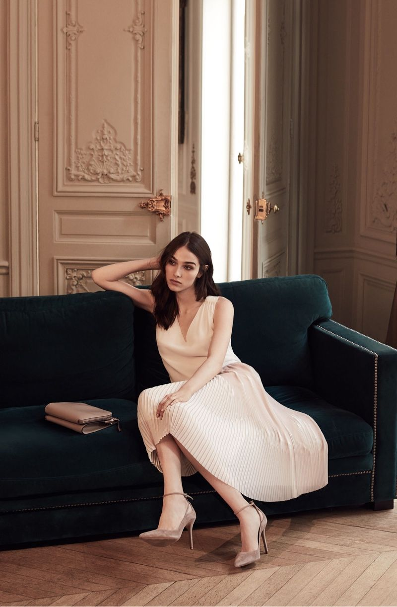 8 Elegant Wedding Guest Outfit Ideas From Reiss Fashion Wedding Guest Outfit Style [ 1222 x 800 Pixel ]