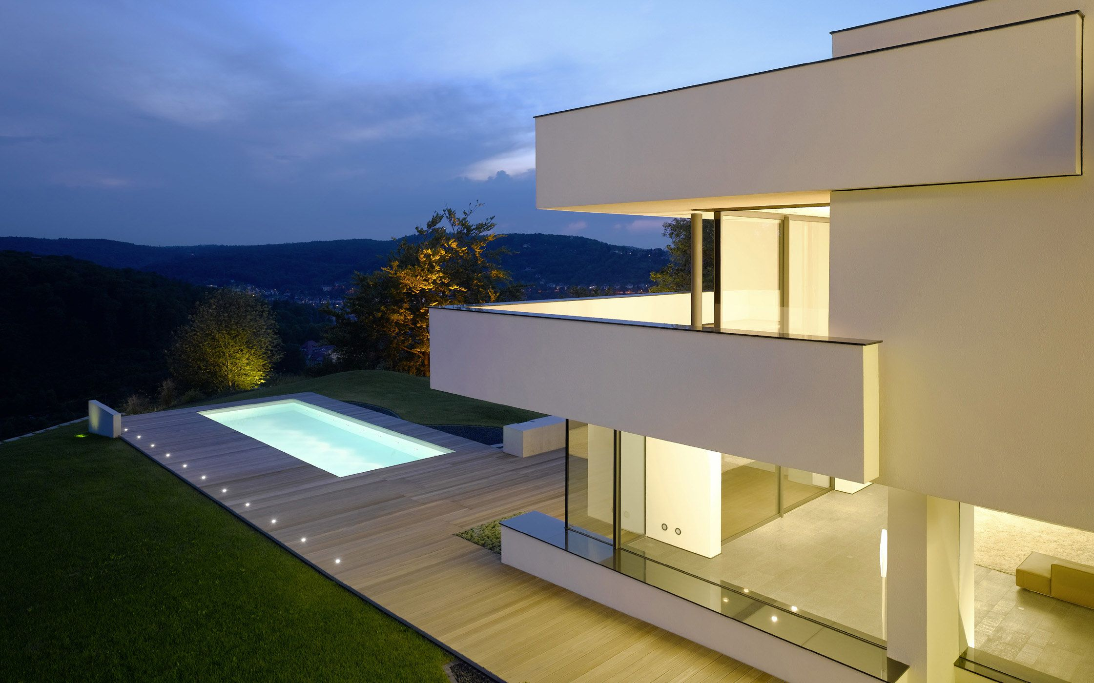 Haus am | Stuttgart, Germany | Alexander Brenner Architekten | + ...
