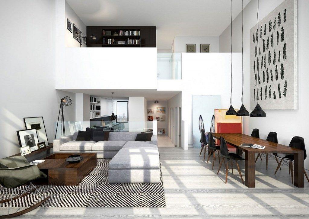moderno loft situado en Londres 3 Proyectos que intentar
