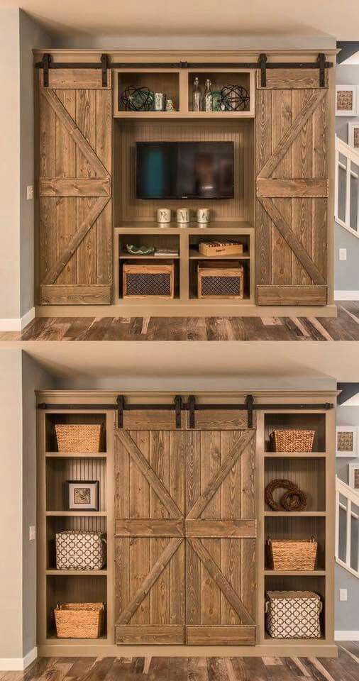 Best 12 Barn Door Projects that Will Make You Want to Remodel | Sliding  SB88