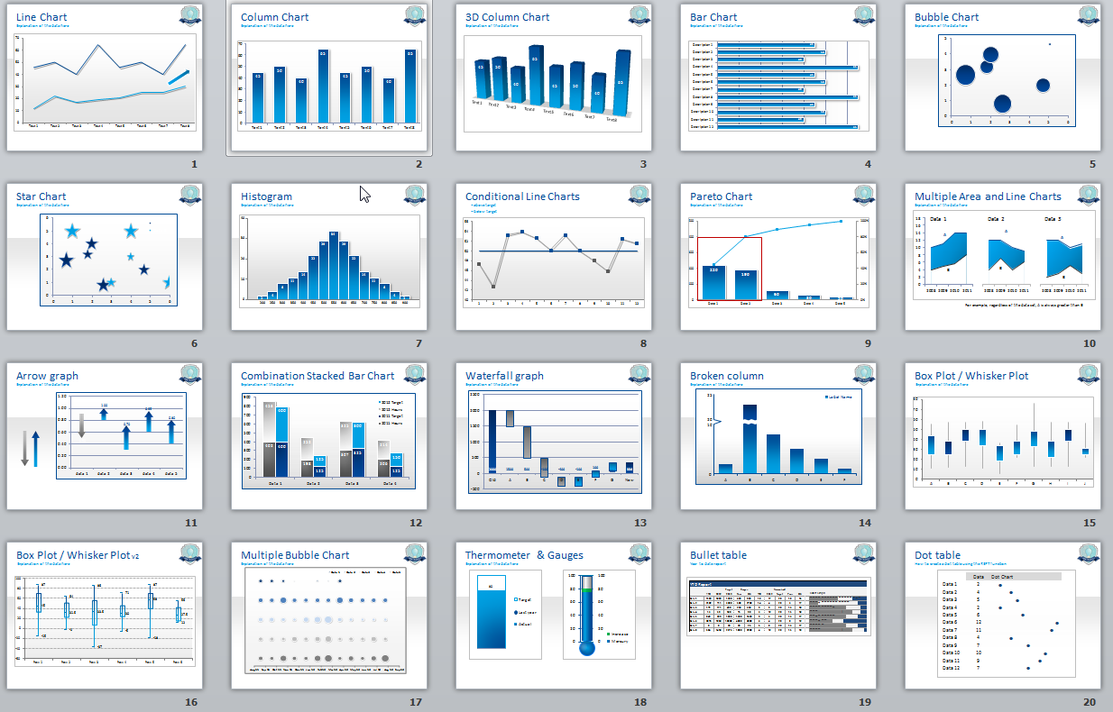 Make Your Charts Look Amazing