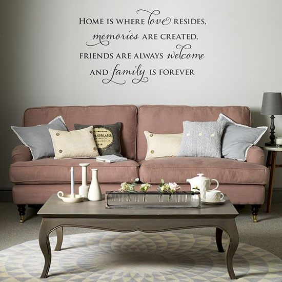 Altrosa und Grau Erklärung Wohnzimmer Ideen Pinterest Grau - wohnzimmer ideen wandgestaltung lila