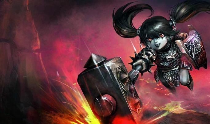 League of Legends | Fantasy Online Game | Fantasy art #wallpaper @deFharo