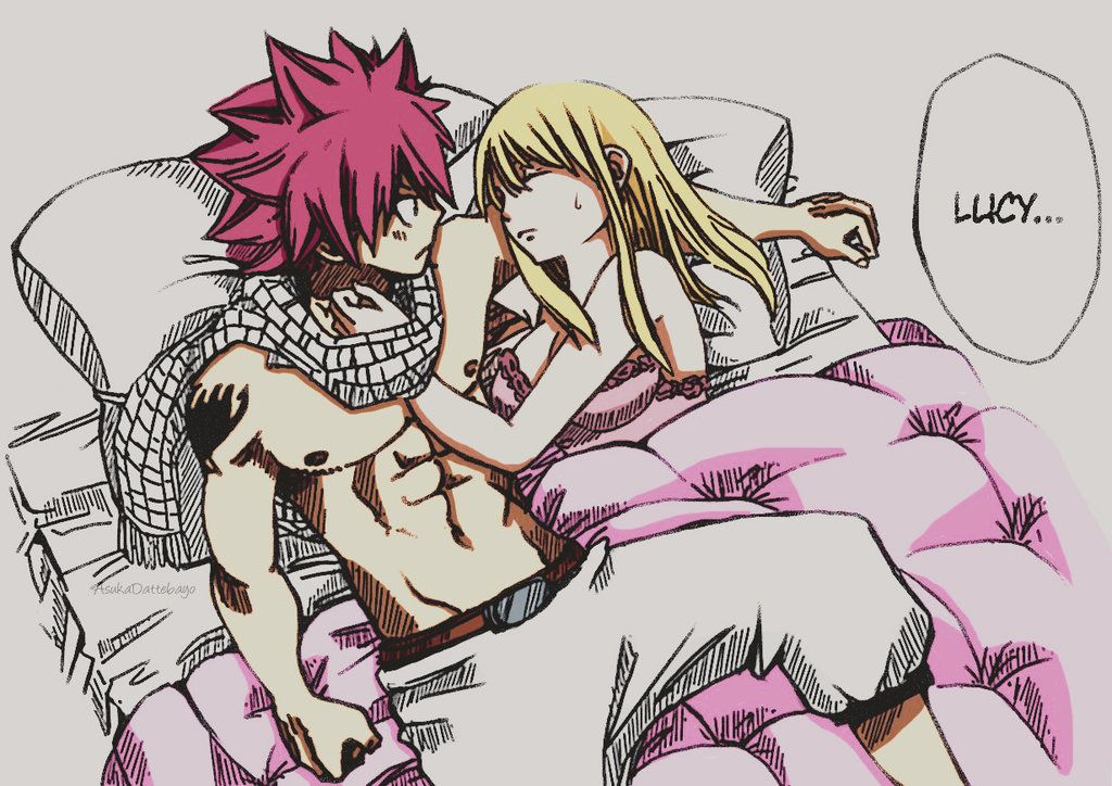 Original:'What if..' for the Nalu Week a special doujinshiby zippi44 Her Tumblr: zippi44 Colors: by me :3 My tublr!: Asukadattebayo