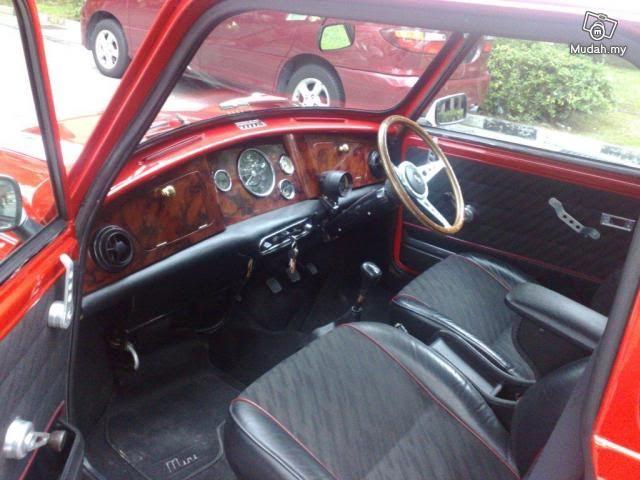 Old Mini Cooper Interior - Google Search | Dream car | Pinterest ...
