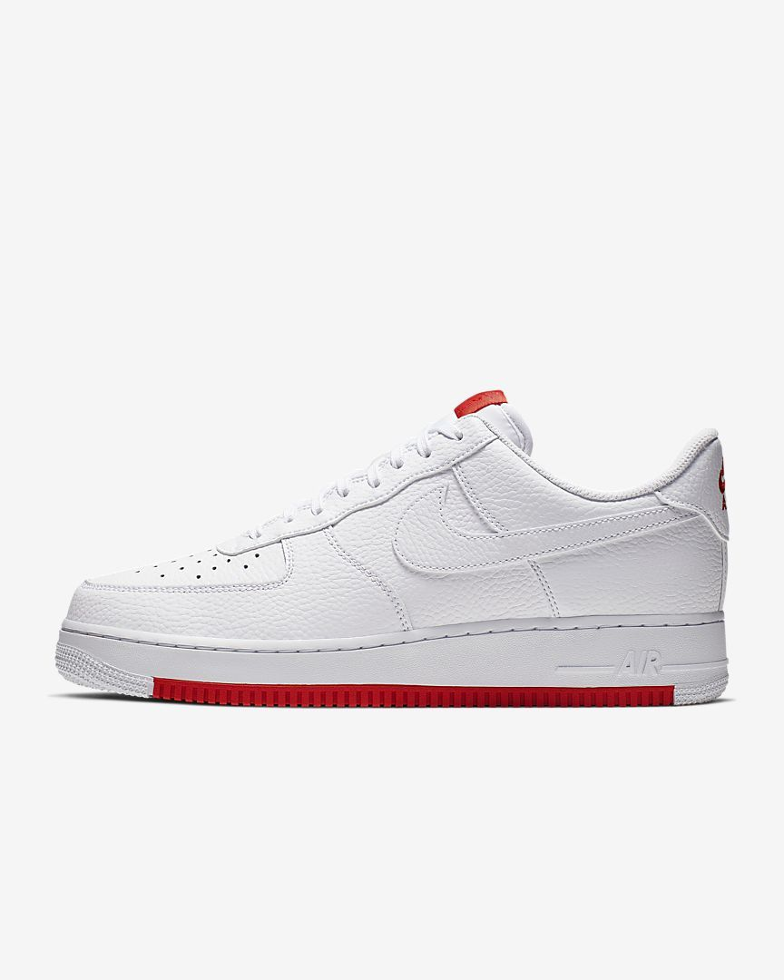 45ad52f5b7 ナイキ エア フォース 1 '07 1 メンズシューズ【2019】 | 靴 | Sneakers ...