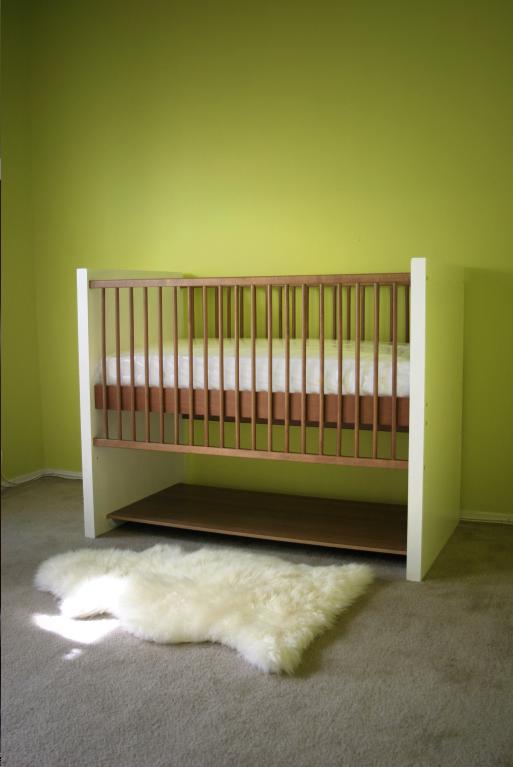 ikea crib hack. AMAZING. | Creature Comforts | Pinterest | Ikea crib ...