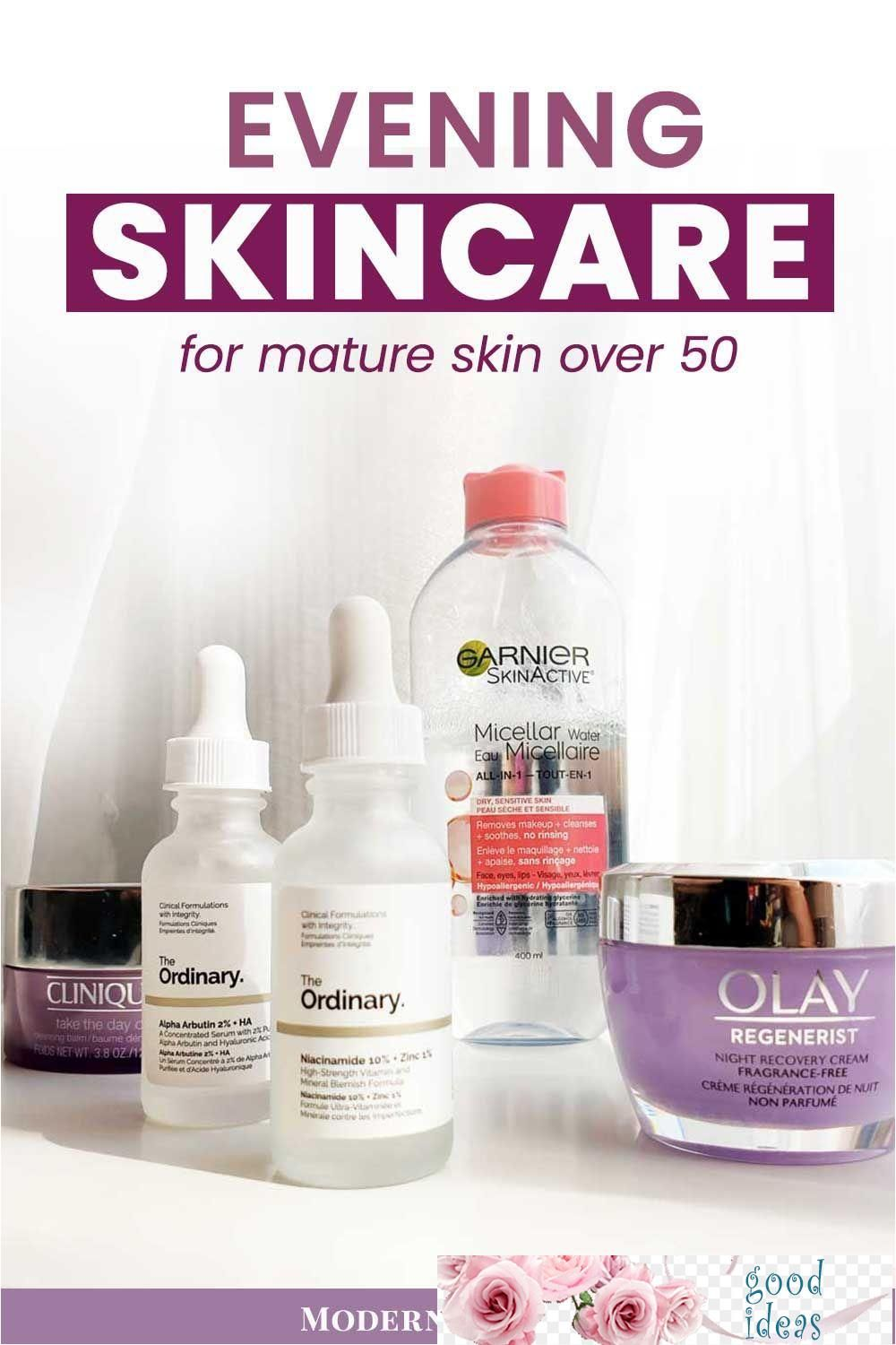 Jun 20 2020 My Affordable Evening Skincare Routine 2020 For Sensitive Dry M In 2020 Evening Skin Care Routine Effective Skin Care Products Simple Skincare Routine