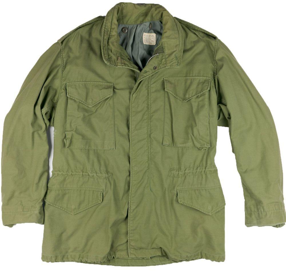 1968 Vietnam US Army Field Jacket M-65 Vintage Military OG-107 Combat  Medium 60s  fashion  clothing  shoes  accessories  mensclothing   coatsjackets  ad ... 867e75aca