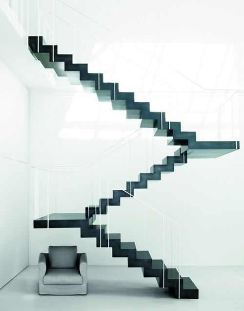 Geometric Stairs Geometric Staircase Melbourne: Geometric Stair Candy.