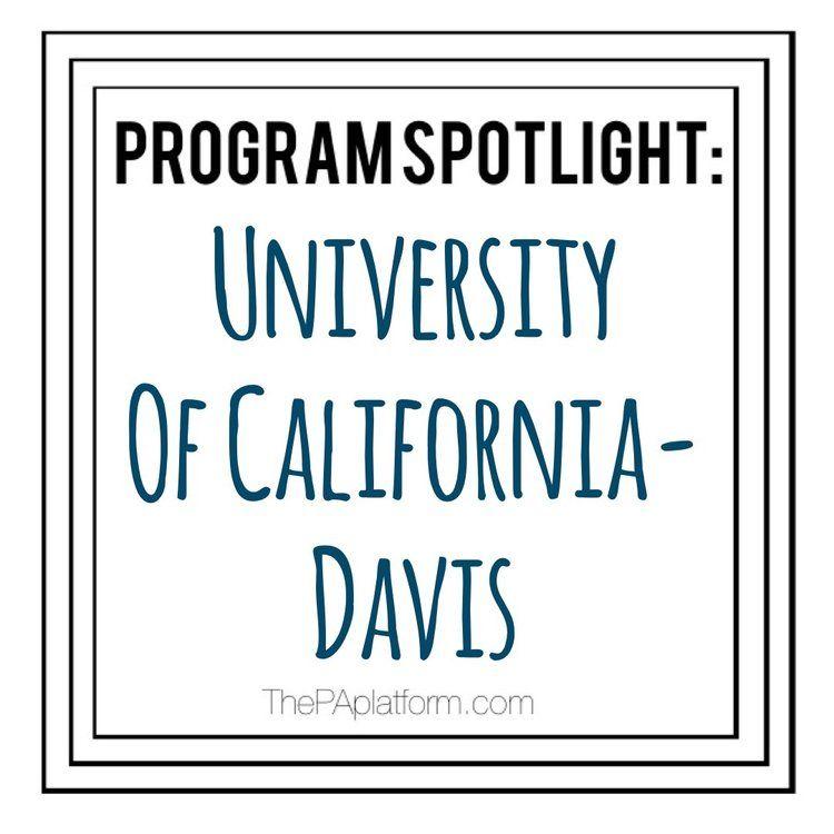 Physician Assistant Programs California >> Program Spotlight University Of California Davis Pa Program