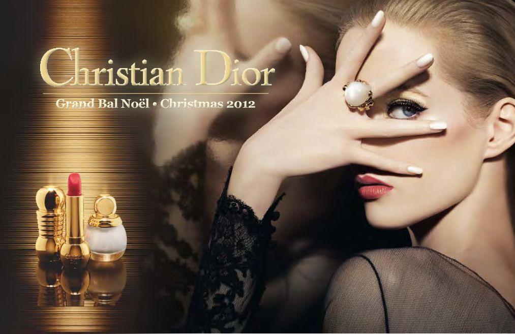 Christian Dior Christmas 2012 - Grand Bal