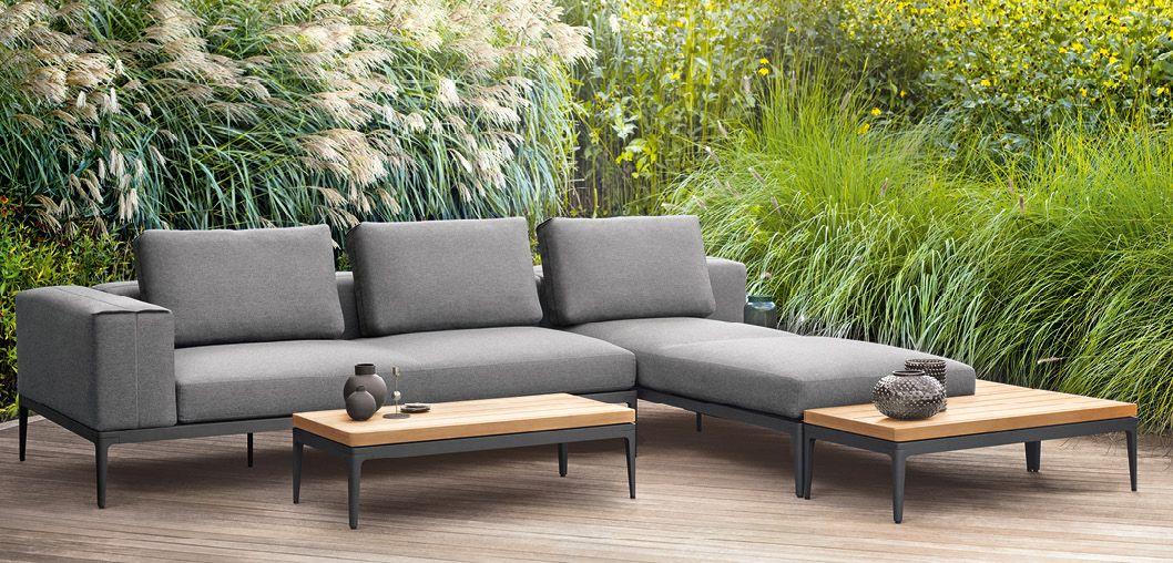 Morgans Bay Garpa Lounge Sofa Garten Outdoor Sofa Outdoor