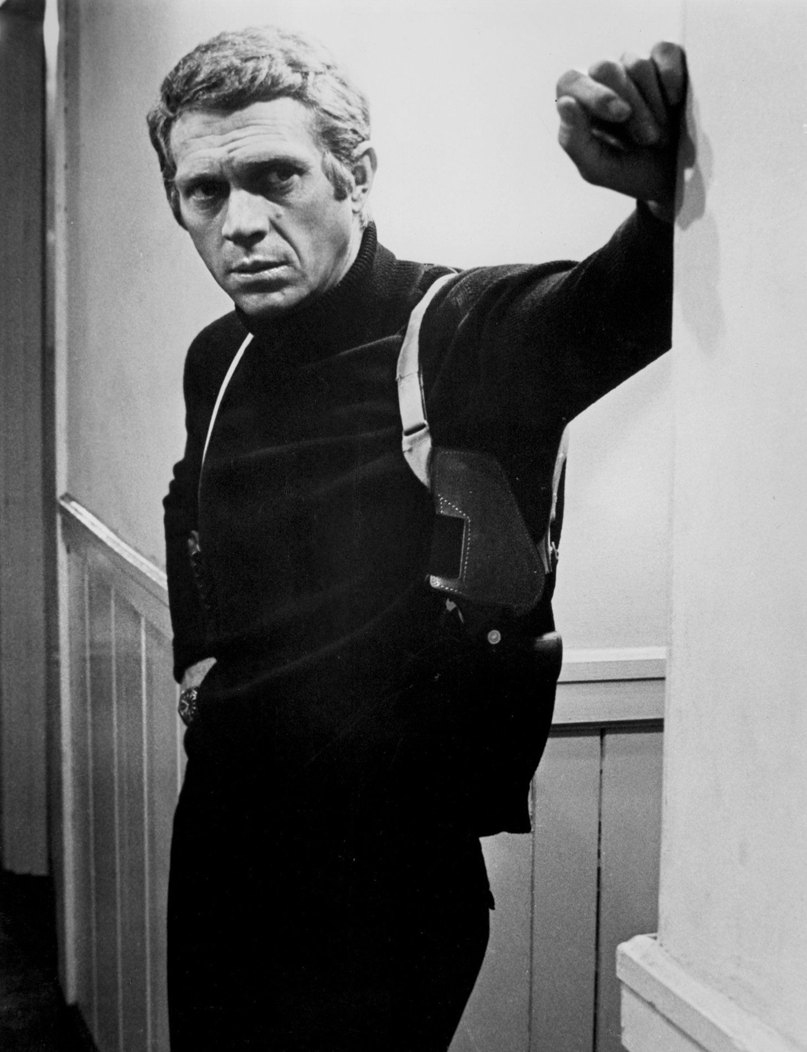 Can the turtleneck ever be cool again steve mcqueen