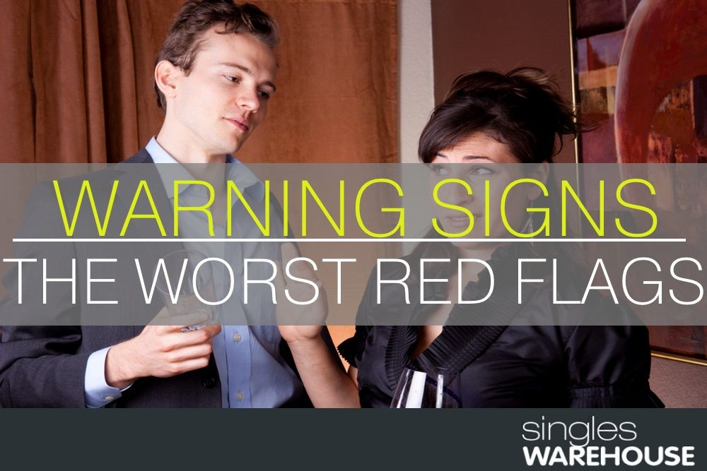 subtle dating red flags