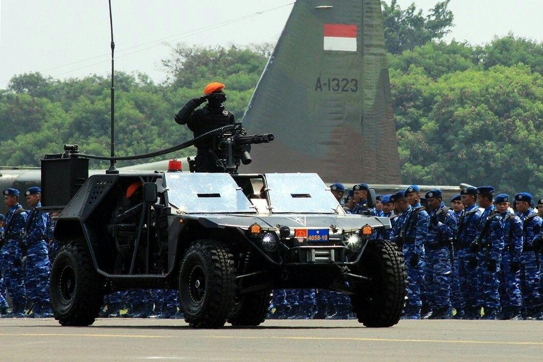 P6 Atav All Terrain Assault Vehicle At 5 October 2017 Tni Anniversary Military 4x4 Militaryvehicle Military Vehicles Military Truck Military