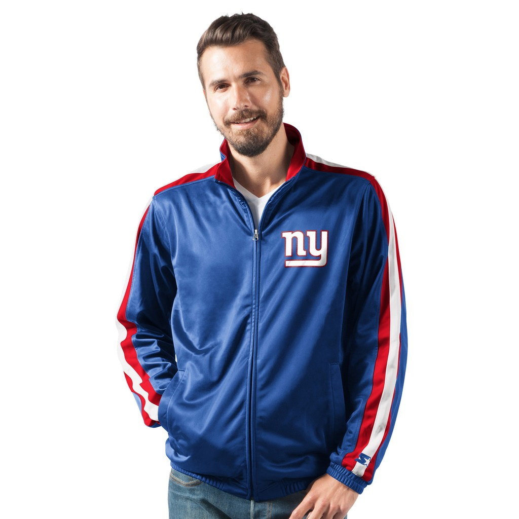 half off 5f30d 5132c Men's New York Giants Challenger Jacket | Products | Men's ...